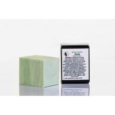 Твердый шампунь    АМЛА   блеск и мягкость   концентрат,  Мастерская Олеси Мустаевой 70 g
