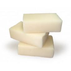 Натуральное мыло ручной работы  ХОЗЯЙСТВЕННОЕ КОКОСОВОЕ  можно использовать для тела и рук   100g СпивакЪ